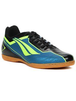 Tenis-Futsal-Masculino-Penalty-Matis-VI-Indoor-Azul-Preto