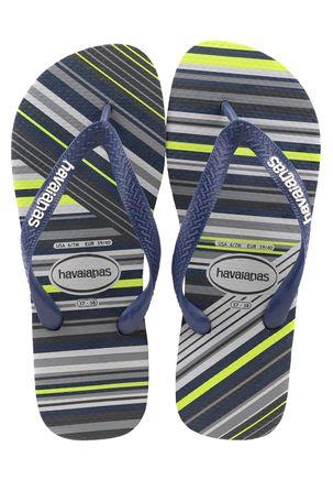 Chinelo-Masculino-Havaianas-Trend-Cinza-azul