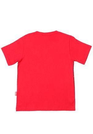 Camiseta-Manga-Curta-Infantil-Civil-War-para-Menino--