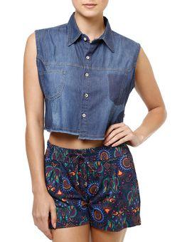 Camisa-Regata-Jeans-Feminina