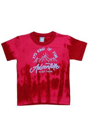 Camiseta-Manga-Curta-Infantil-Para-Menino---Rosa