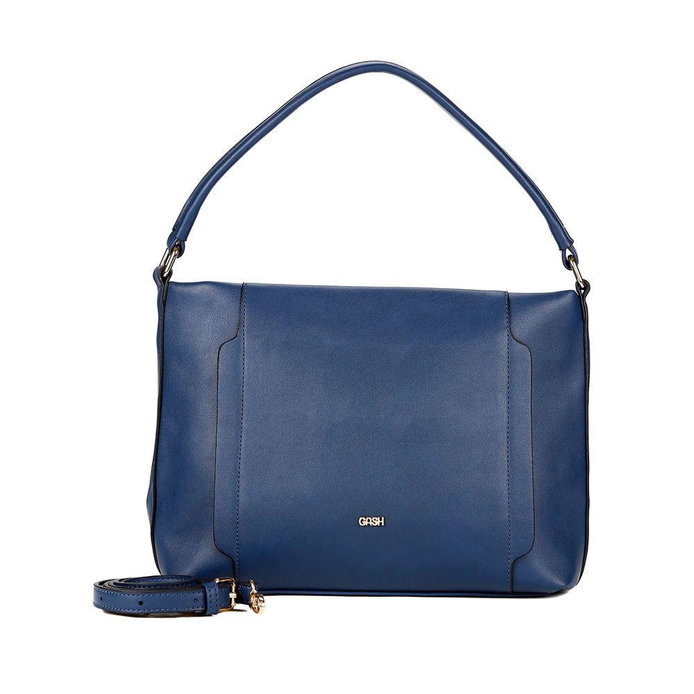 Bolsa Feminina Azul Turquesa : Bolsa feminina azul lojas pompeia