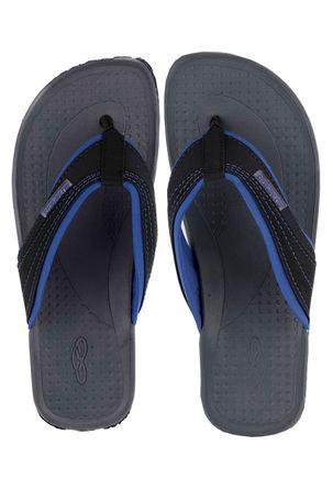 Chinelo-Masculino-Olympikus-Panama-Preto-Azul