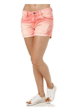Short-Sarja-Feminino-Coral