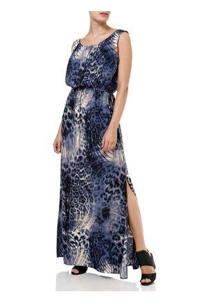 Vestido-Curto-Feminino-Autentique-Azul