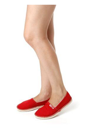 Alpargata-Feminina-Vermelha