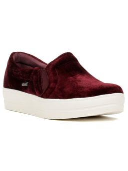 Slipper-Feminino-Bordo