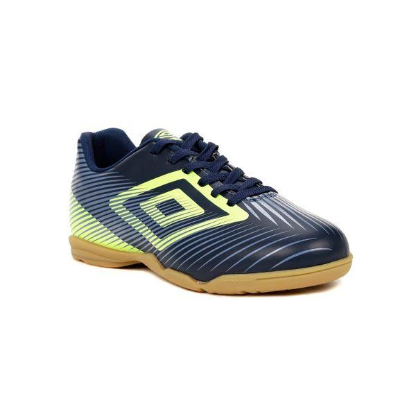 a10ecb1dc6 Tênis Futsal Masculino Umbro Speed Ii Azul marinho verde - Lojas Pompeia