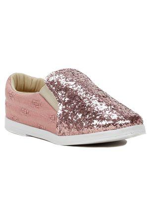 Sapato-Infantil-Para-Menina---Rosa-dourado