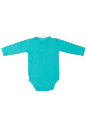 Body-Infantil-Para-Bebe-Menino---Verde
