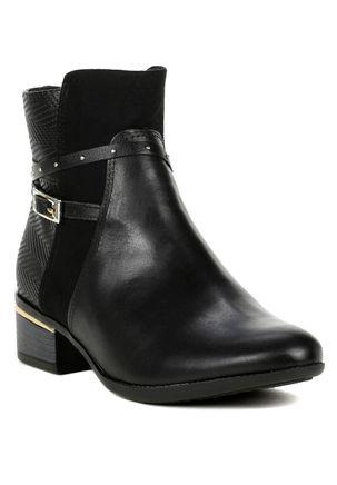 Bota-Ankle-Boots-Feminina-Comfortflex-Preto