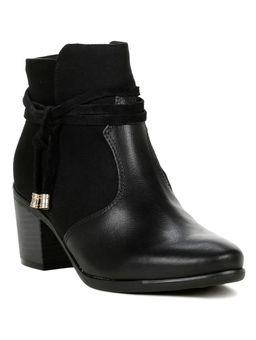 Bota-Feminina-Comfortflex-Ankle-Boot-Preto