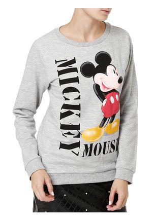Moletom-Disney-Feminino-Cinza