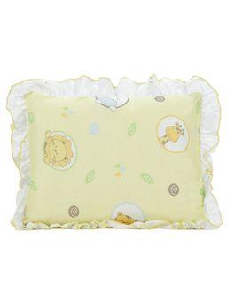 Travesseiro-Infantil-Para-Bebe-Amarelo