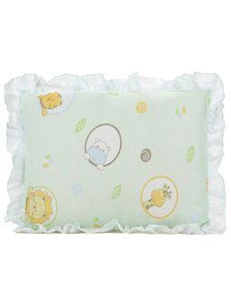 Travesseiro-Infantil-Para-Bebe-Verde