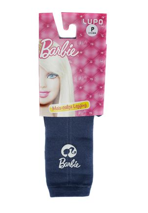 Meia-Calca-Barbie-Infantil-Para-Menina---Azul