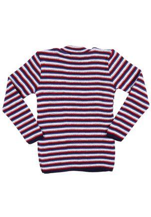 Sueter-Infantil-Para-Menino-Azul-vermelho