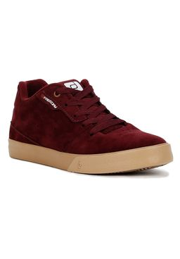 Tenis-Casual-Masculino-Freeday-F1-Bordo