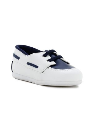Sapato-Infantil-Para-Bebe-Menino---Branco-azul-marinho