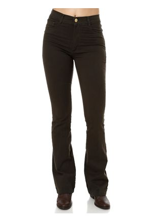 Calca-Jeans-Feminina-Sawary-Verde