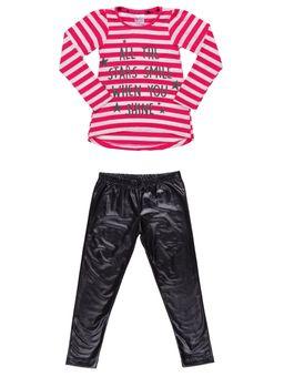 Conjunto-Infantil-Para-Menina---Branco-rosa