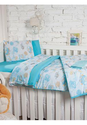 Edredom-Berco-Atlantica-Baby-Azul