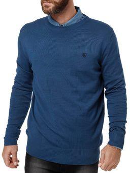 Sueter-Masculino-Enrico-Rossi-Azul