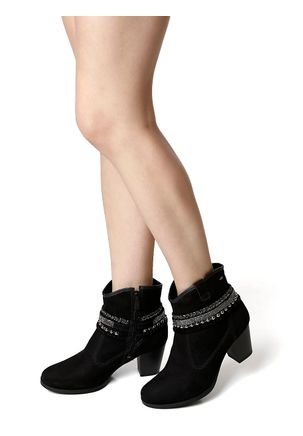 Bota-Feminina-Dakota-Ankle-Boot-Preto
