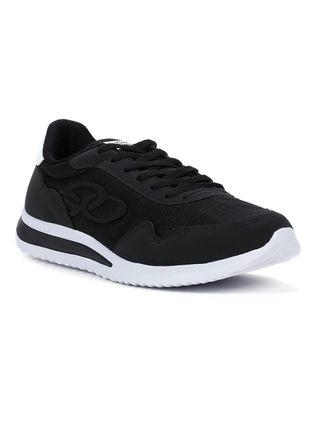 Tenis-Esportivo-Masculino-Olympikus-Jogging-300-360-Preto-branco