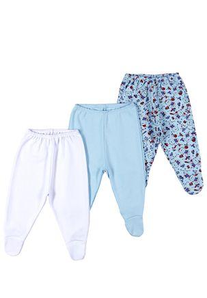 Kit-com-03-Calcas-Infantil-Para-Bebe---Azul-branco