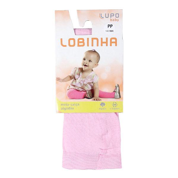 Meia-Calça Lupo Infantil Para Menina - Rosa - Lojas Pompeia 61169dcbfa