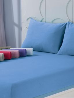 Lencol-Avulso-Queen-Venesa-Azul