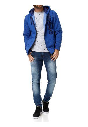 Moletom-Aberto-Masculino-Gangster-Azul