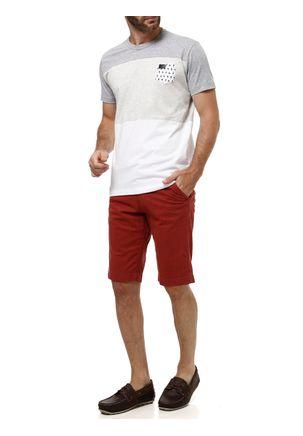 Bermuda-Jeans-Masculina-Bordo
