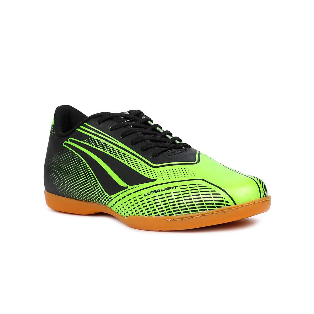a5ed547ea8 Tênis Futsal Masculino Penalty Storm Speed Indoor Verde preto ...