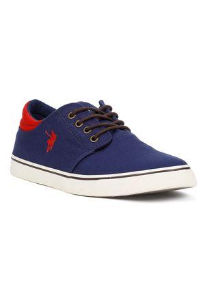 Tenis-Casual-Masculino-Dockside-Edge-Azul-marinho-vermelho