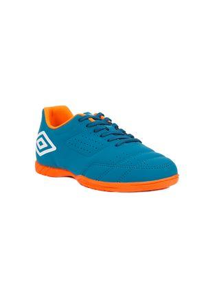 Tenis-Futsal-Masculino-Umbro-Sala-Nbk-Indoor-Verde-laranja