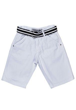 Bermuda-Sarja-Juvenil-Para-Menino---Branco