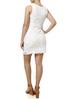Vestido-Curto-Feminino-Off-white