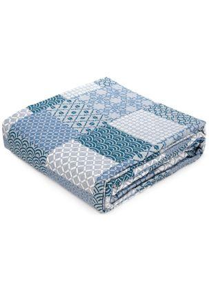Kit-de-Colcha-com-Porta-Travesseiros-Casal-Andrezza-Azul