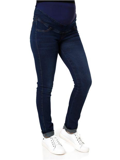 Calca-Jeans-Feminina-Gestante-Azul