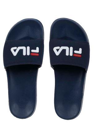 Chinelo-Slide-Masculino-Fila-Azul-marinho-vermelho