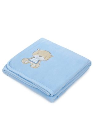Manta-Para-Bebe-Lepper-Fleece-Azul