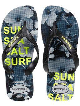 Chinelo-Masculino-Havaianas-Surf-Cinza-preto