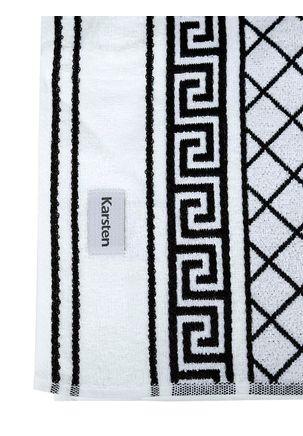 Toalha-Rosto-Karsten-Horus-Branco