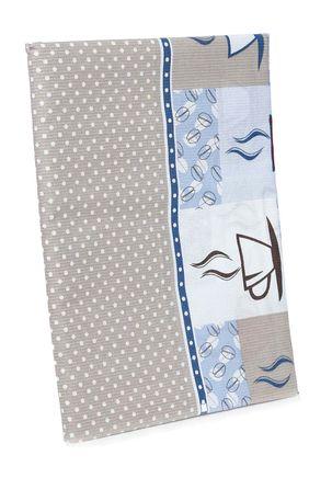 Toalha-de-Mesa-Teka-Basic-Bege-azul