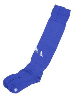 Meia-de-Futebol-Masculina-Adidas-Azul-branco