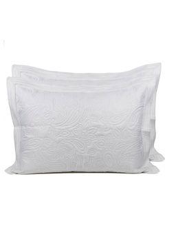 Kit-de-Colcha-Casal-com-Porta-Travesseiros-Inter-Home-Branco