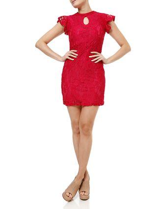 Vestido-Curto-Feminino-Rosa