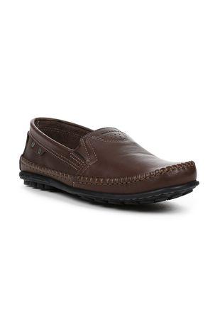 Sapato-Mocassim-Masculino-Pegada-Marrom-claro